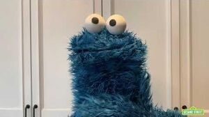 Sesame Street Make a Smoothie with Cookie Monster Cookie Monster Snack Chat 2