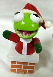 Wood muppet babies christmas ornaments kermit piggy 2