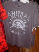 Disney 2011 animal unleashed shirt