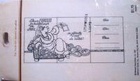 Hallmark 1981 piggy invites 2