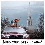 Toyota road trip day 2