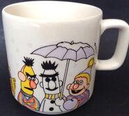 1982 new zealand sesame mug 1