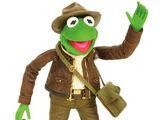 Adventure Kermit Action Figure