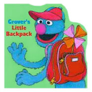 Grover's Little Backpack