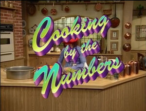 Cookingbythenumbers