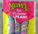 Muppet pens (Flair)