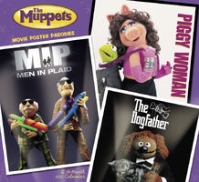 The Muppets Movie Poster Parodies 2012 Calendar