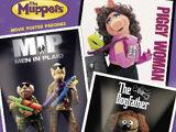The Muppets Movie Poster Parodies 2012 Calendar