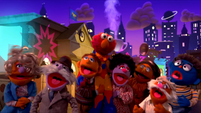 Elmo the Musical#superhero