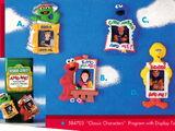 Sesame Street magnets (Enesco)