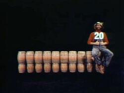 George the Farmer 20 barrels