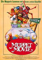 German-Muppet-Movie-Poster