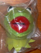 Kermit giftware plush magnets