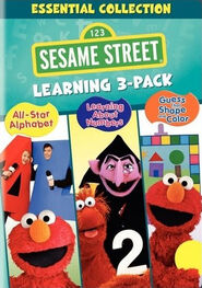 SesameStreetEssentialsCollectionLearning