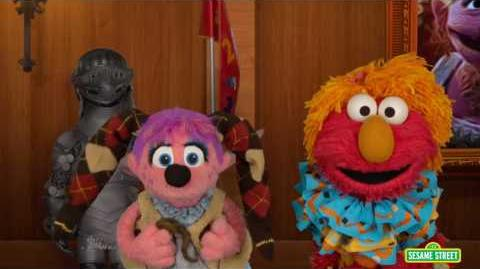 Sesame Street Trick or Treat DVD Preview