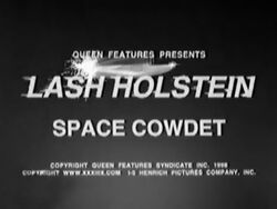 Space-cowdet