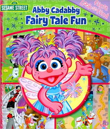 Abby Cadabby Fairy Tale Fun