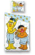 Bert en ernie dekbed