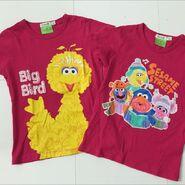 Bossini t-shirt big bird carolers
