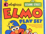 Elmo Play Set
