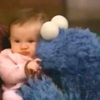 Cookie-Baby-Kiss