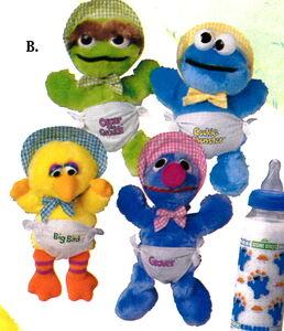 Hasbro softies baby dolls