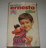 Sesame Street puppets (Harbert) ernie box 2