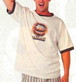 Disney catalog 2005 animal t-shirt