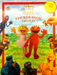 ElmosWorldStickerBookTreasury
