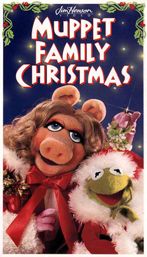 Muppet Family Christmas.A Muppet Family Christmas Video Muppet Wiki Fandom