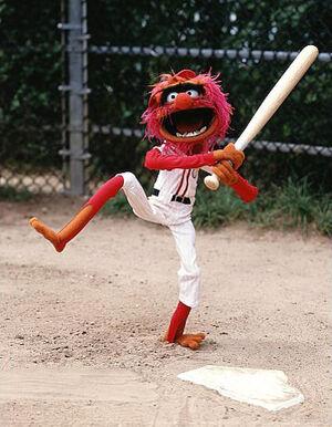 MuppetSports-Animal-Baseball