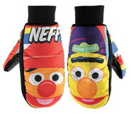 Neff headwear 2012 character mitt bert and ernie