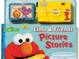 Elmo & Friends Picture Stories