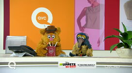Qvc fozzie gonzo call from piggy 1
