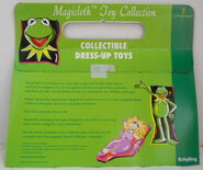 Schilling magnetic magicloth paper doll toy 4