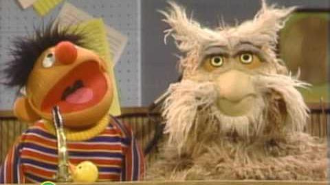 Sesame Street - Ernie Puts Down The Duckie