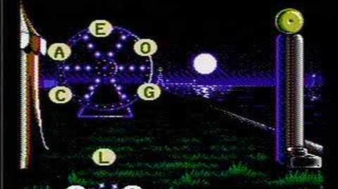 Sesame Street ABC - NES Gameplay