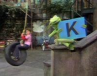 0406 K for Kermit