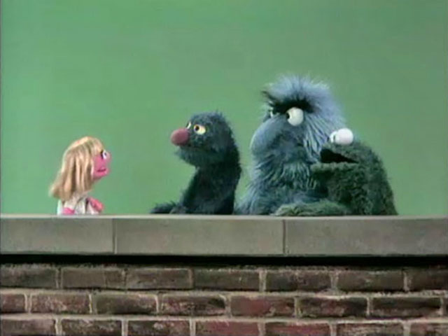 Classic Sesame Street Cookie Monster And Prairie Dawn > Pussy Grinding >  Xxx Pic