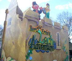 Busch gardens williamsburg 2009 forest of fun 22