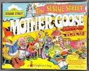 Colorforms sesame mother goose playset