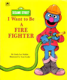 I Want to Be a Fire Fighter