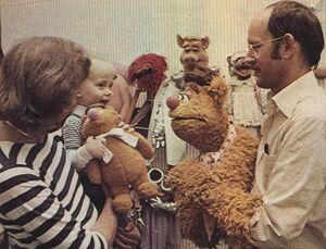 Frank Fozzie and friends