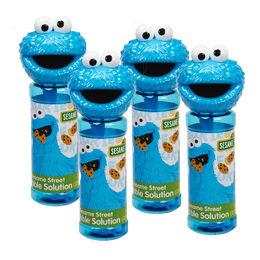 Little kids inc 2016 bubbles cookie monster