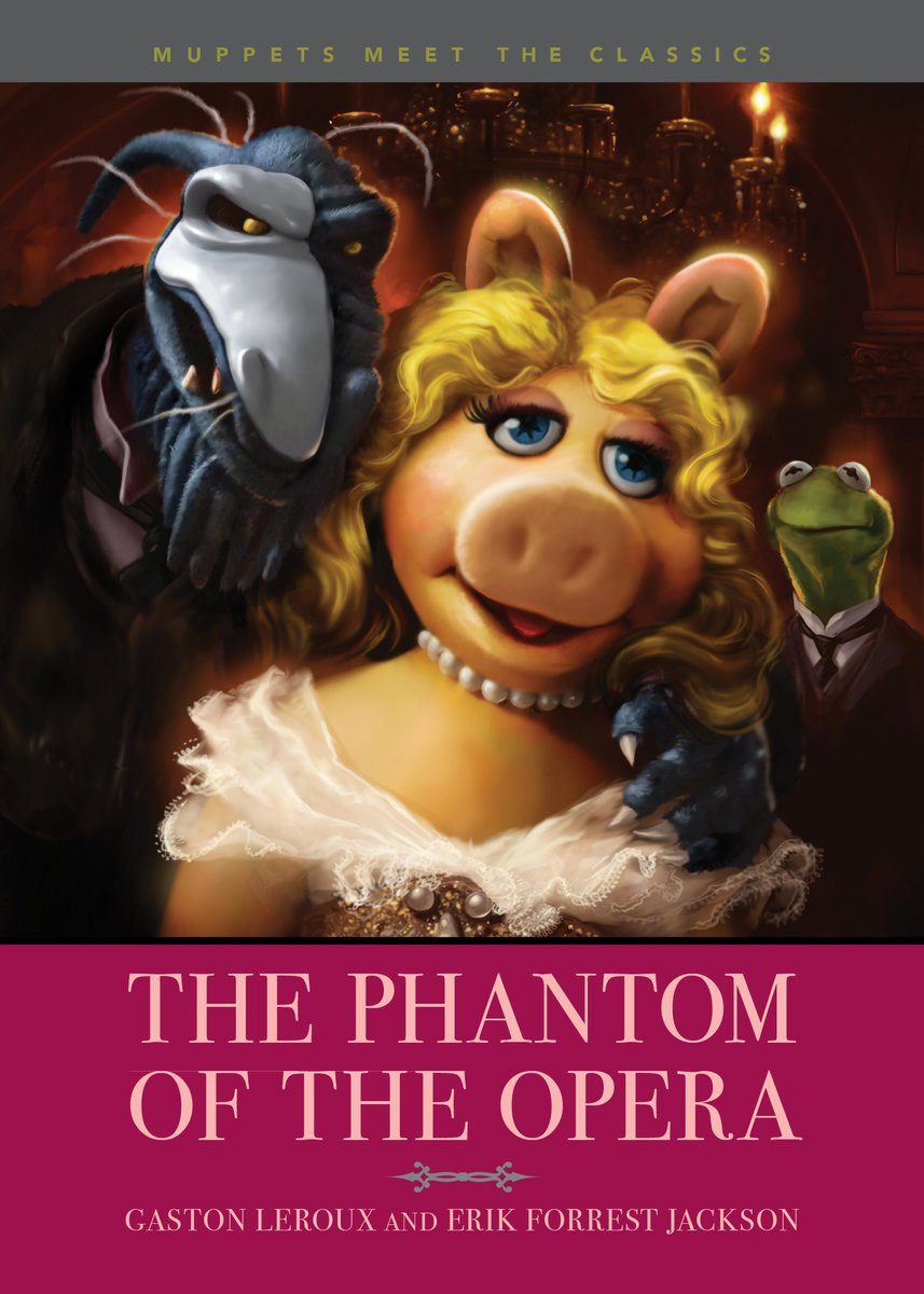 Image result for the muppets phantom of the opera