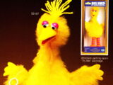 Talking Big Bird (CBS Toys)