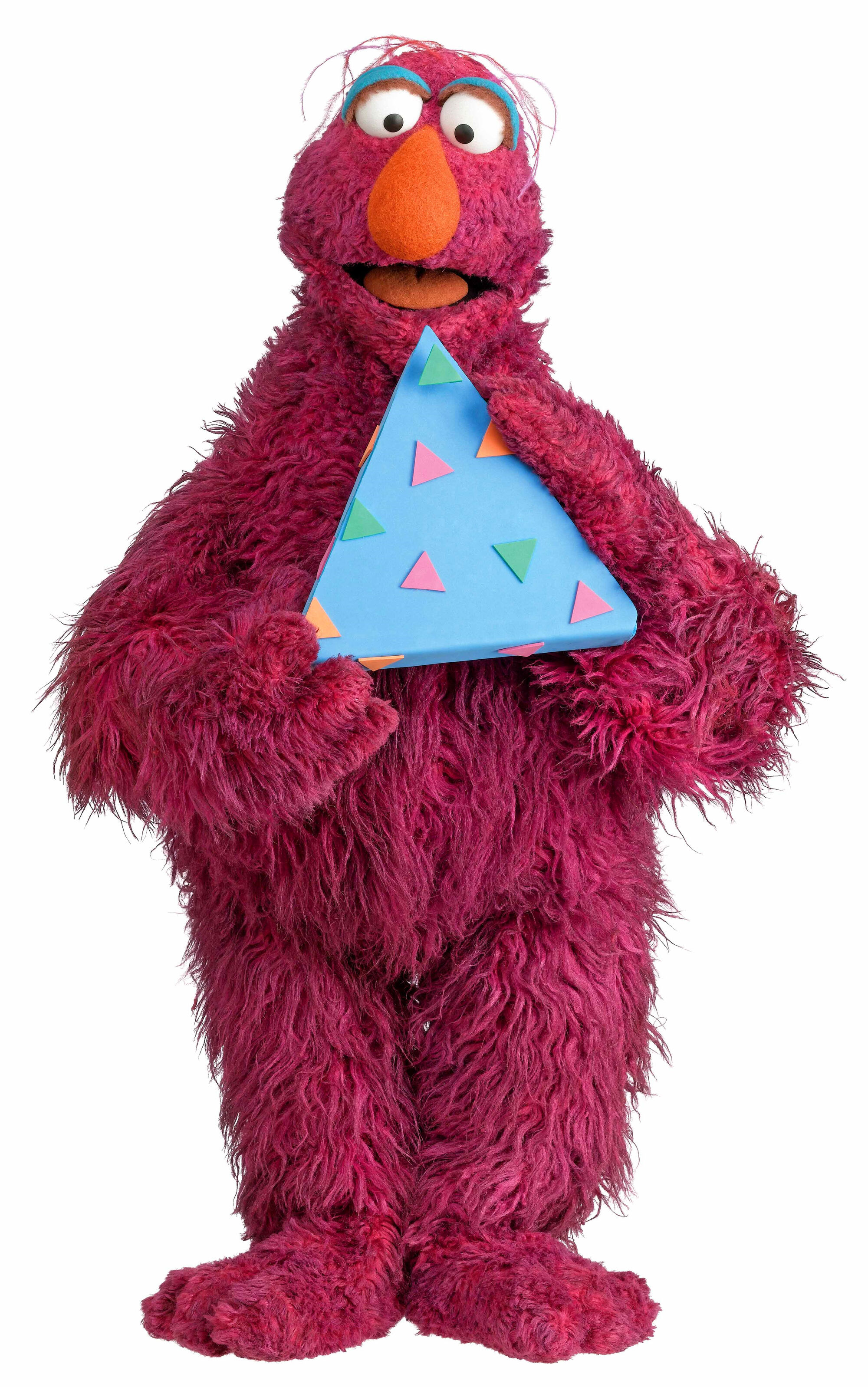 Telly monster muppet wiki fandom powered by wikia