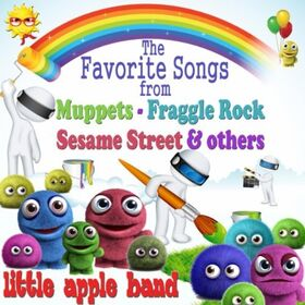 The Favorite Songs from Muppets Fraggle Rock Sesame Street and Others
