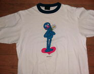 Changes grover shirt