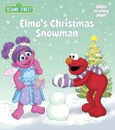 Elmo's Christmas Snowman